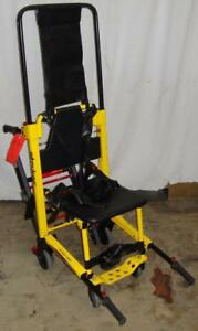 Stryker 6252 Stair-Pro RUGGED Mobile Stair Evacuation Ambulance Chair 500lbs w/ option
