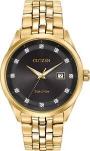 Citizen Eco-Drive Men's Watch BM7252-51G