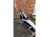 Body sculpture elliptical strider