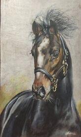 Equestrian yard, stables, smallholding