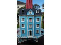 Dolls house with basement