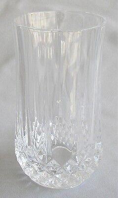 12 OZ Flat Tumbler Highball Glass Cristal D