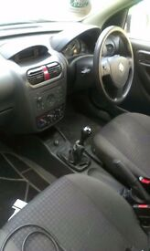 2002 vauxhall corsa for sale.