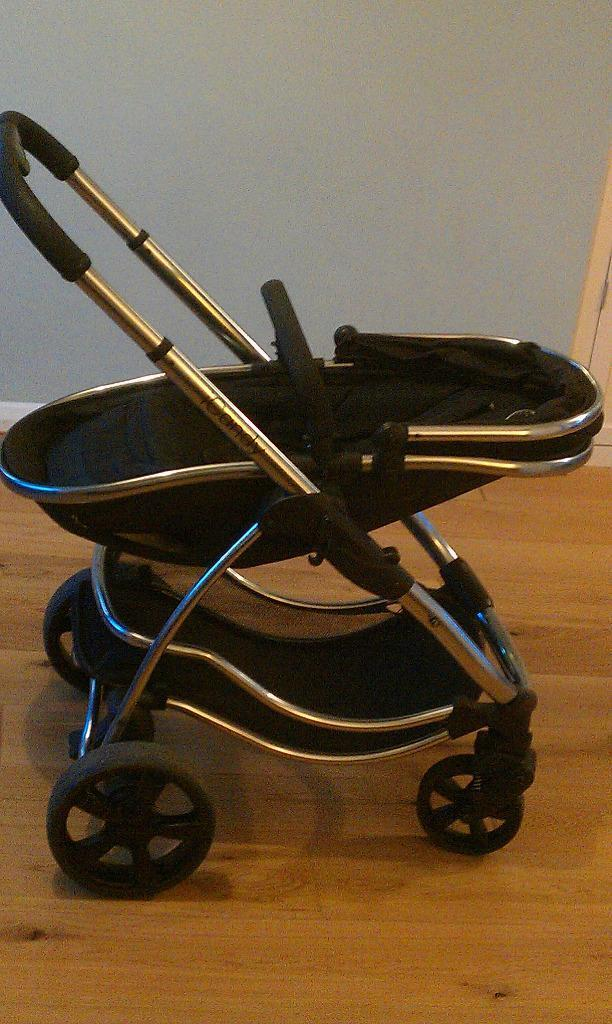 Icandy Strawberry Carrycot Icandy Strawberry Pram And