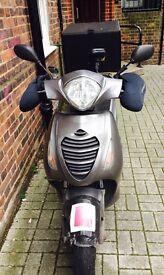 Honda ps 125cc **BARGIN**