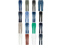 wholesale jeans stock, women pants mix, clothing wholesale, fashion stocklots, clothes wholesale B2B