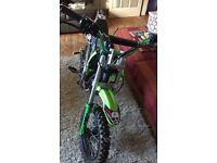 pitbike 125cc 400 Ono