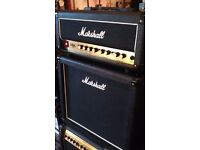 Marshall DSL15/MX112 Half Stack Valve Guitar Amp