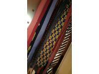 Men's brand new quality joblot of men's tie's