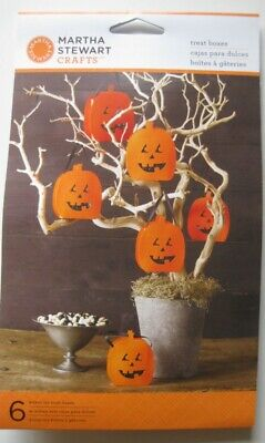 in TREAT BAGS HALLOWEEN party decoration (Martha Stewart Halloween-party)