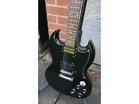 Legacy / Epiphone Classic Collection SG Electric Guitar - Angus Young Tribute