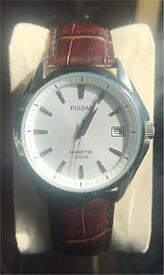 Pulsar Kinetic Automatic Watch