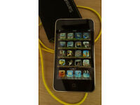 Apple ipod touch Wifi, game apps, iOS, music
