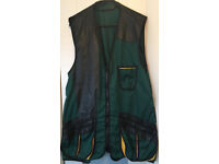 SKEET / CLAY PIGEON VEST (Size 44) RIGHT HANDED