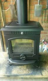 MULTI FUEL STOVE FOR LOUNGE/DINING ROOM