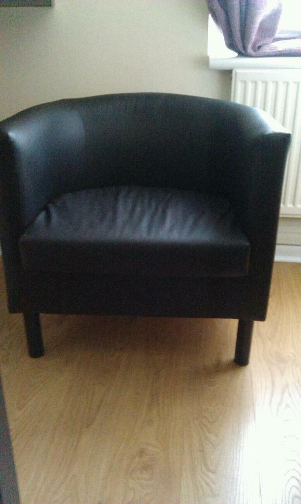Ikea Back Tub Chair 163 35 Ono In Poole Dorset Gumtree