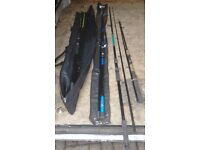 Fishing Rods x4 All £60 - LOCAL FREE DELIVERY