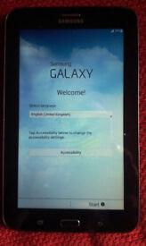 Samsung Galaxy Tab 3 Lite for sale cheap