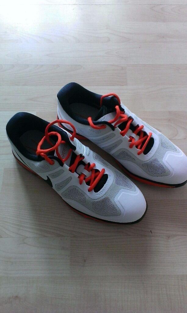 Nike Lunarlon Hyperfuse Spikeless Golf Shoes