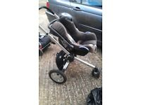 Quinny Maxi-Cosy - Travel Pushchair/Car Seat (All-in-One)
