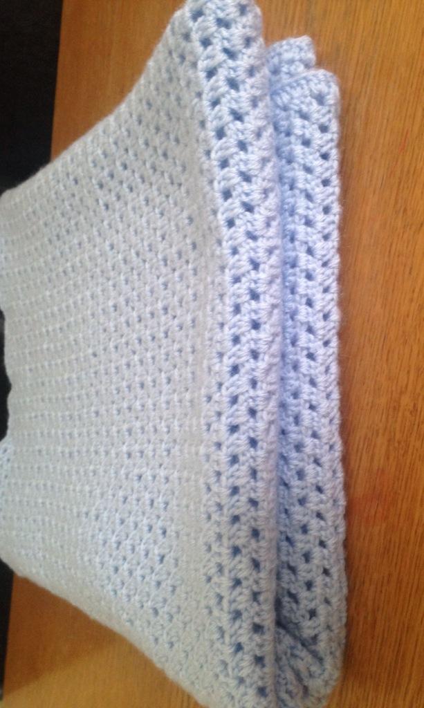 Hand Crochet Baby Blanket In Hull East Yorkshire Gumtree