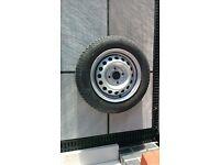 Mk2 Nissan Micra wheel