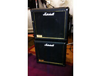 Marshall 1912 Speaker Cabinets x 2 – 150 watts