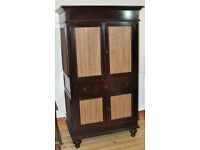 wardrobe, cupboard, with drawers, solid, good quality