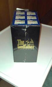 Godfather VHS box set West Island Greater Montréal image 1