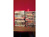 Large Selection of Various DVDs
