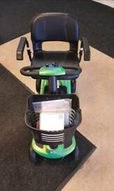 Mobility Scooter NEW Liberty Vogue Green 1 YEAR WARRANTY