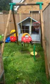 Little Tikes Cosi coup swing