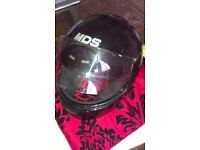 Motorcycle MDS Helmet - size M - wore it 3 times so basically NEW! £35