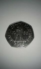 Battle of Hastings coin