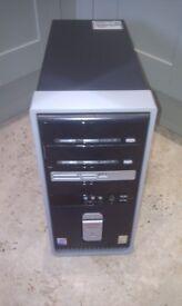 Compaq Presario 2005 Intel P4 PC working but no hard drive