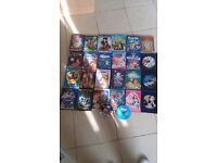 26 CHILDRENS DVD'S