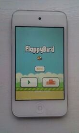Apple IPod Touch 8GB with Flappy Bird Installed