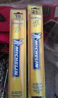 "Michelin rain force wipers.. brand new!  21"" and 19"""