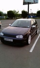 VW Golf Mk4 1.9 GT TDI for Sale One Off!!!