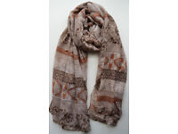 LADIES WOMEN'S SCARF