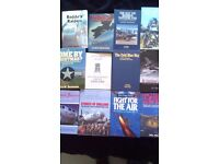COLLECTION 77 USAAF MIGHTY EIGHTH WW2 BOOKS