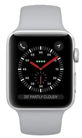 Apple Watch 3 With GPS and Cellular. *Brand New, unopened