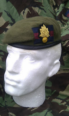 Grenadier Guards Officers Beret  Embroidered Cap Badge