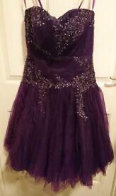 Yasmin By Dynasty Formal Prom Wedding Or Bridesmaids Dress Size 14