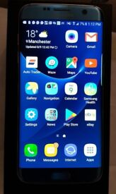 Samsung galaxy S7 edge 32GB factory unlock to all networks