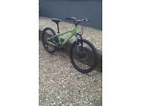 Carrera Blast Mountain Bike 24