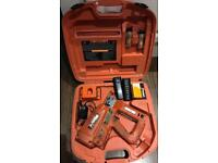 Paslode Impulse nail gun IM 250 Straight finish nailer