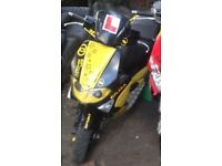 Gilera runner sp 70cc MALOSSI project spares or repair swap