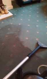 """CARPET CLEAN U.K. """"CARPET AND UPHOLSTERY CLEANERS"""