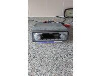 Goodmans cd, car radio.